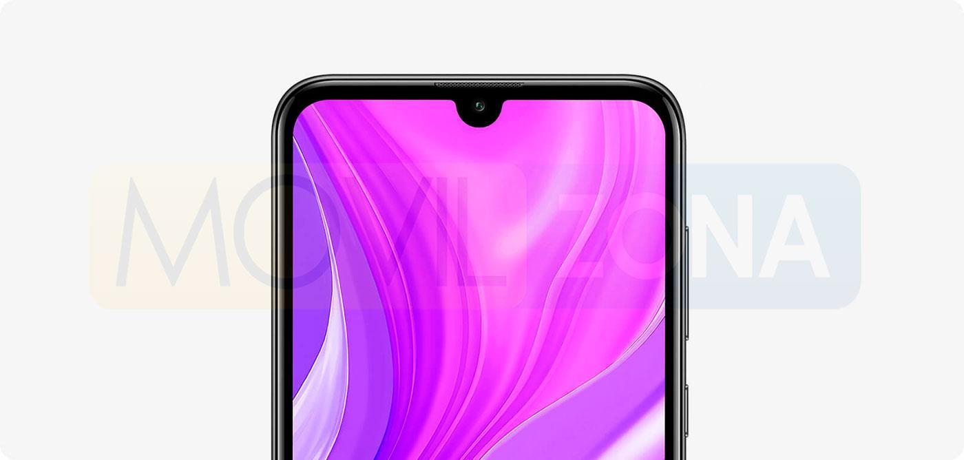 Huawei Y7 2019 cámara