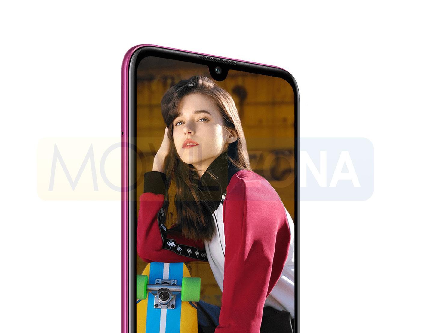 Huawei Y7 2019 pantalla