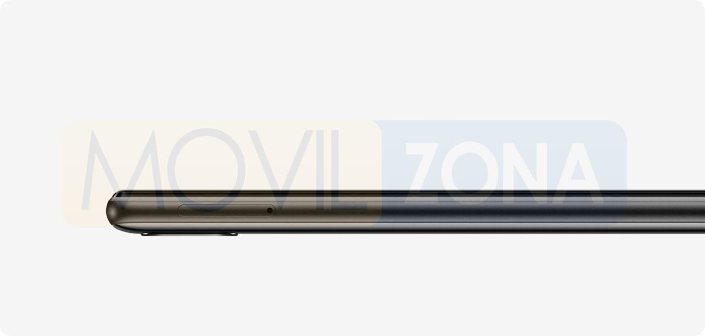 Huawei Y7 2019 perfil