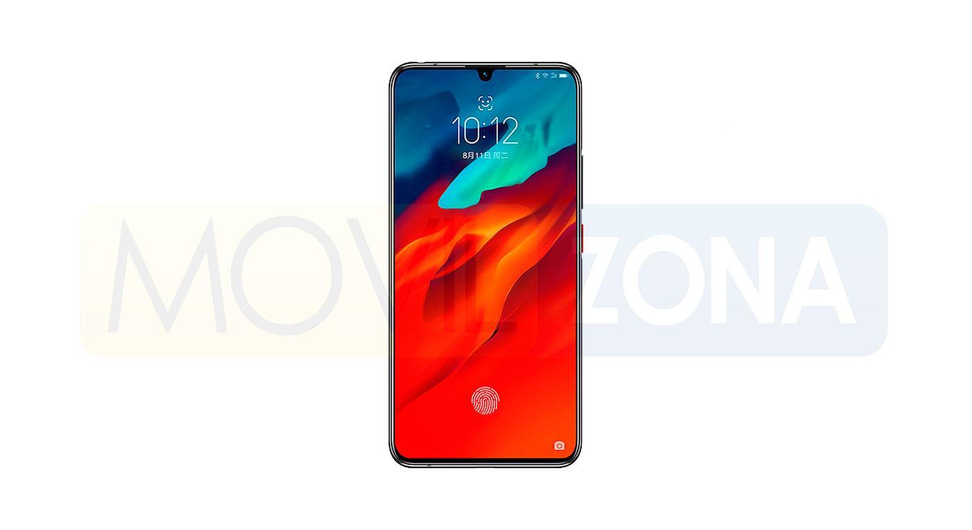 LENOVO Z6 PRO pantalla