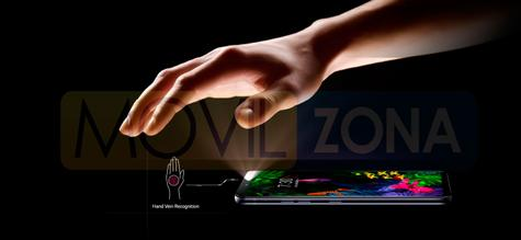 LG G8 ThinQ pantalla