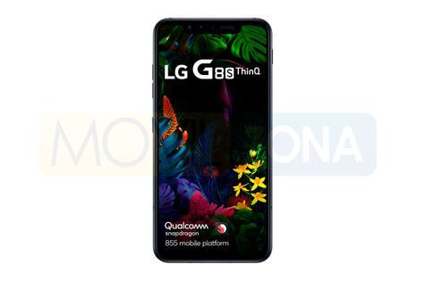 LG G8s ThinQ pantalla