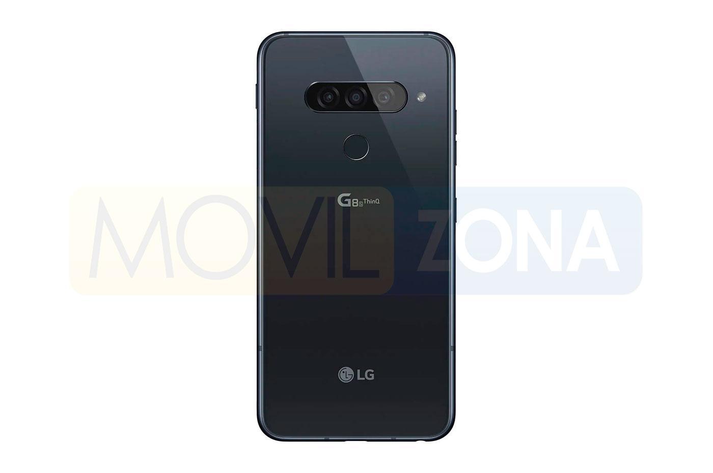 LG G8s ThinQ negro