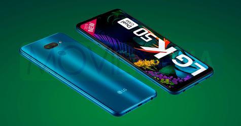 LG K50 color