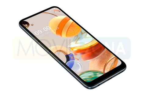 LG K61 pantalla