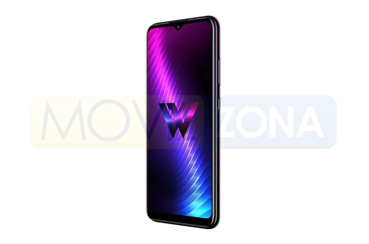 LG W30 Pro diseño pantalla