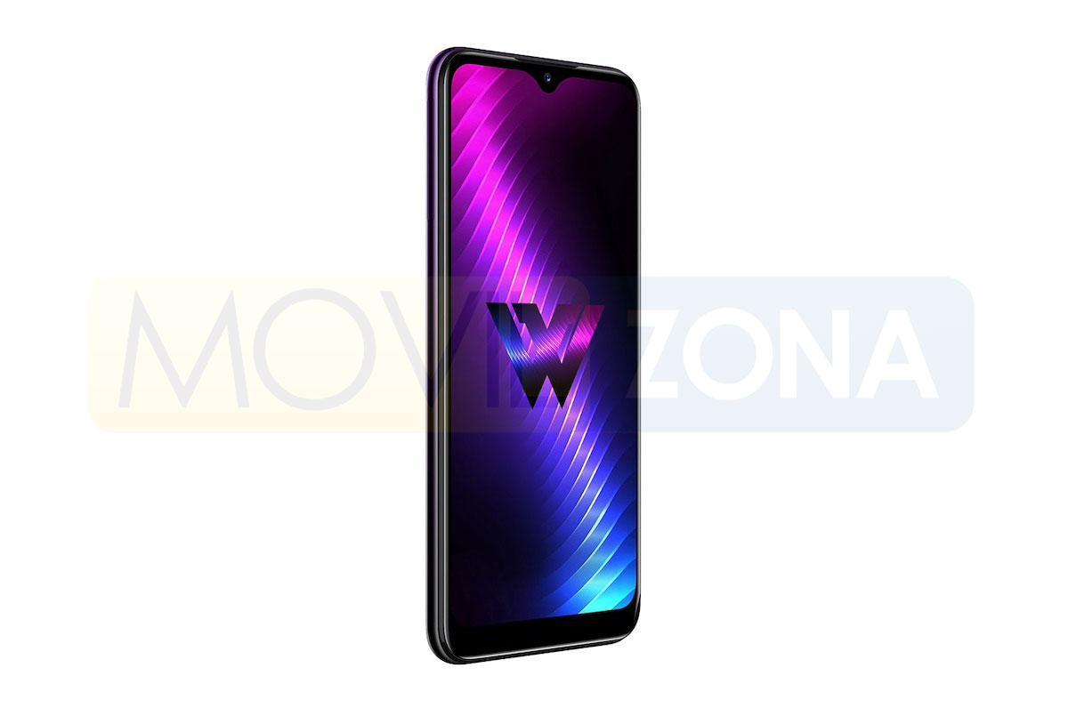 LG W30 Pro pantalla