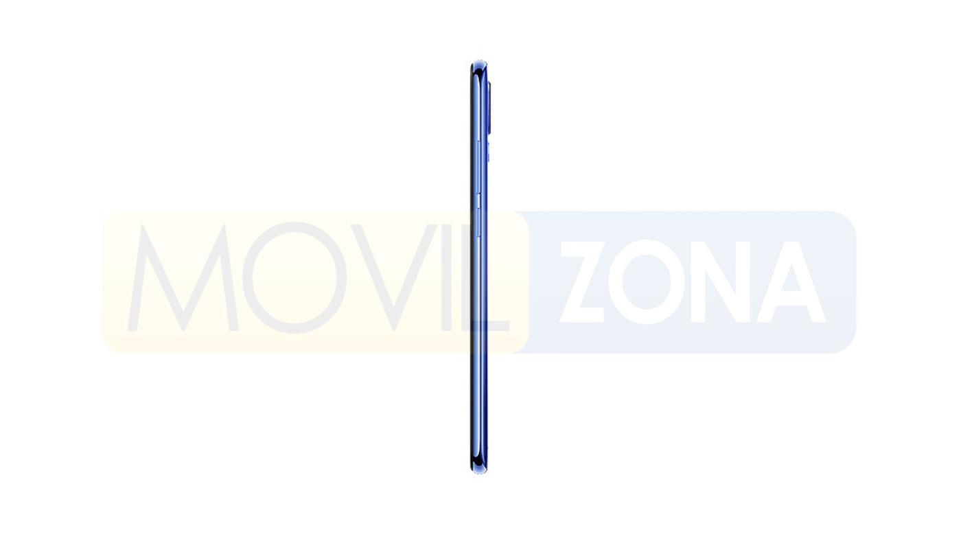 Lenovo K6 Enjoy Edition perfil