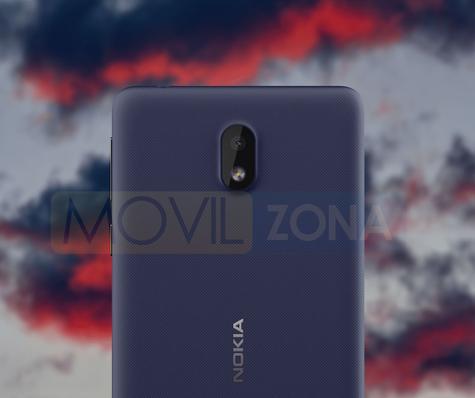 Nokia 1 Plus cámara