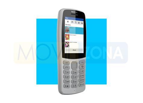 Nokia 210 frontal