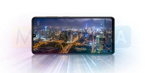 Samsung Galaxy A41 pantalla