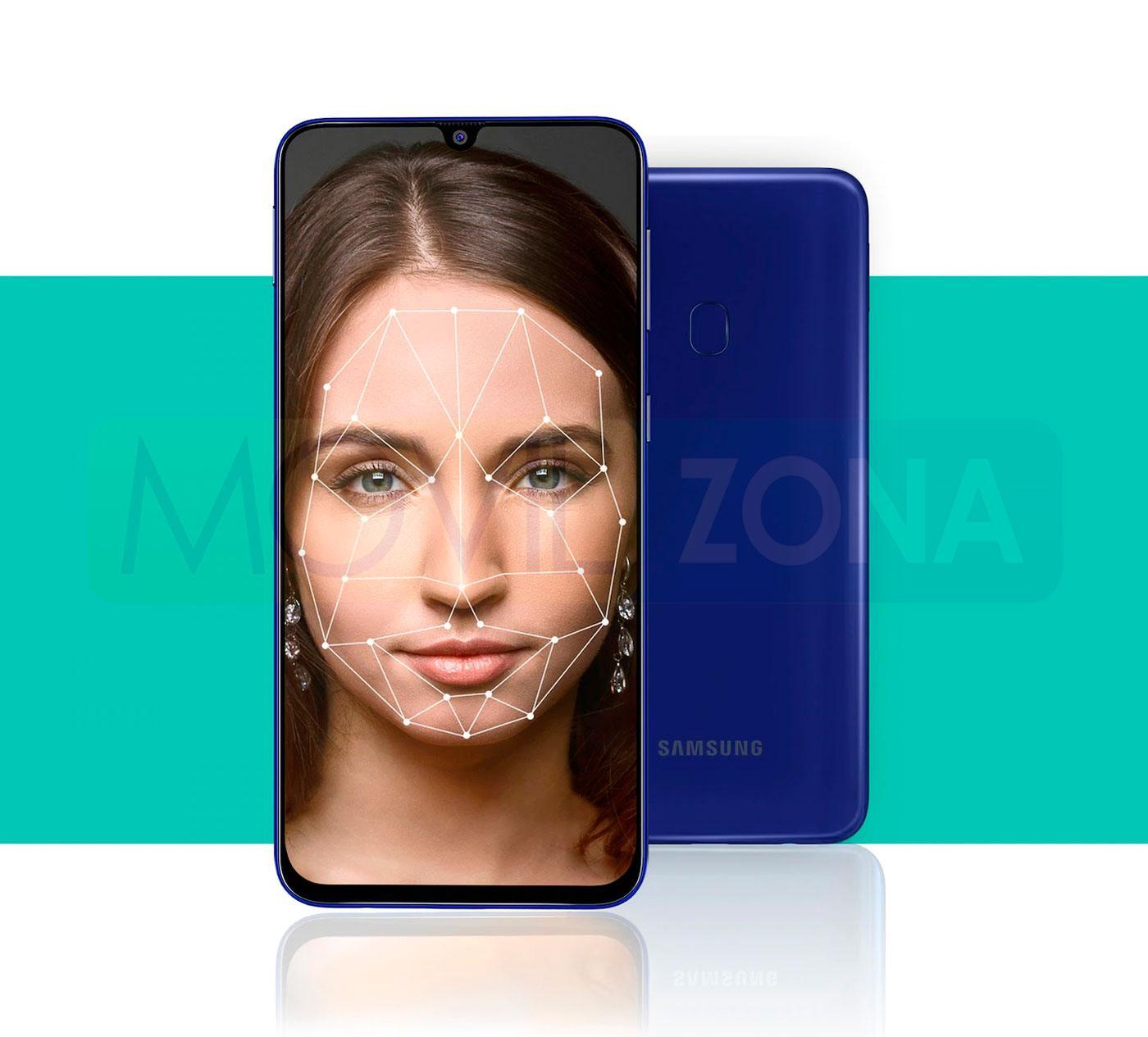 Samsung Galaxy M21 cámara