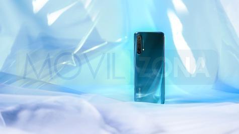 Realme X3 SuperZoom turquesa