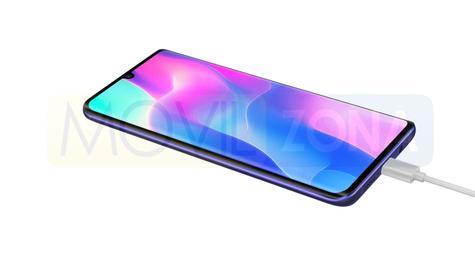 Xiaomi Mi Note 10 Lite pantalla
