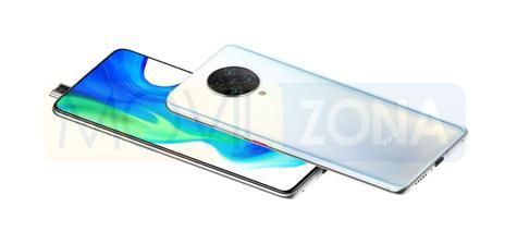 Xiaomi poco F2 Pro blanco
