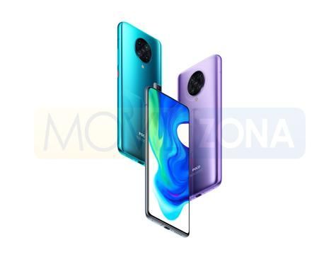 Xiaomi poco F2 Pro diseño