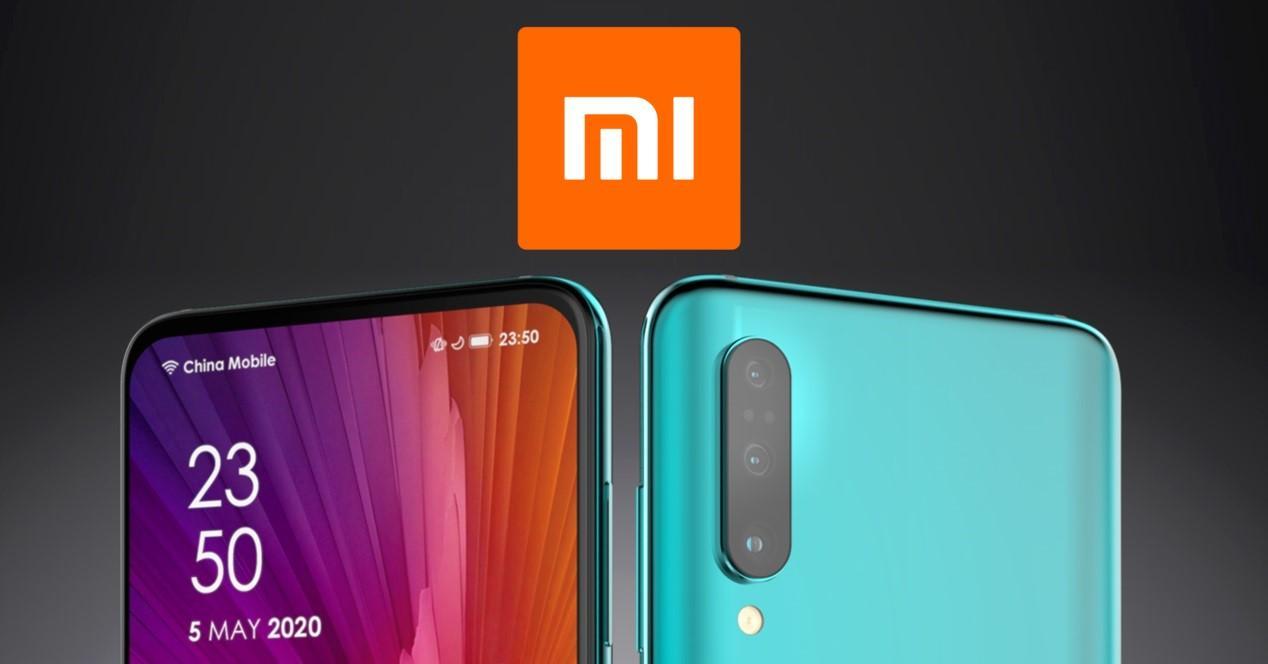 Xiaomi selfie oculto en pantalla