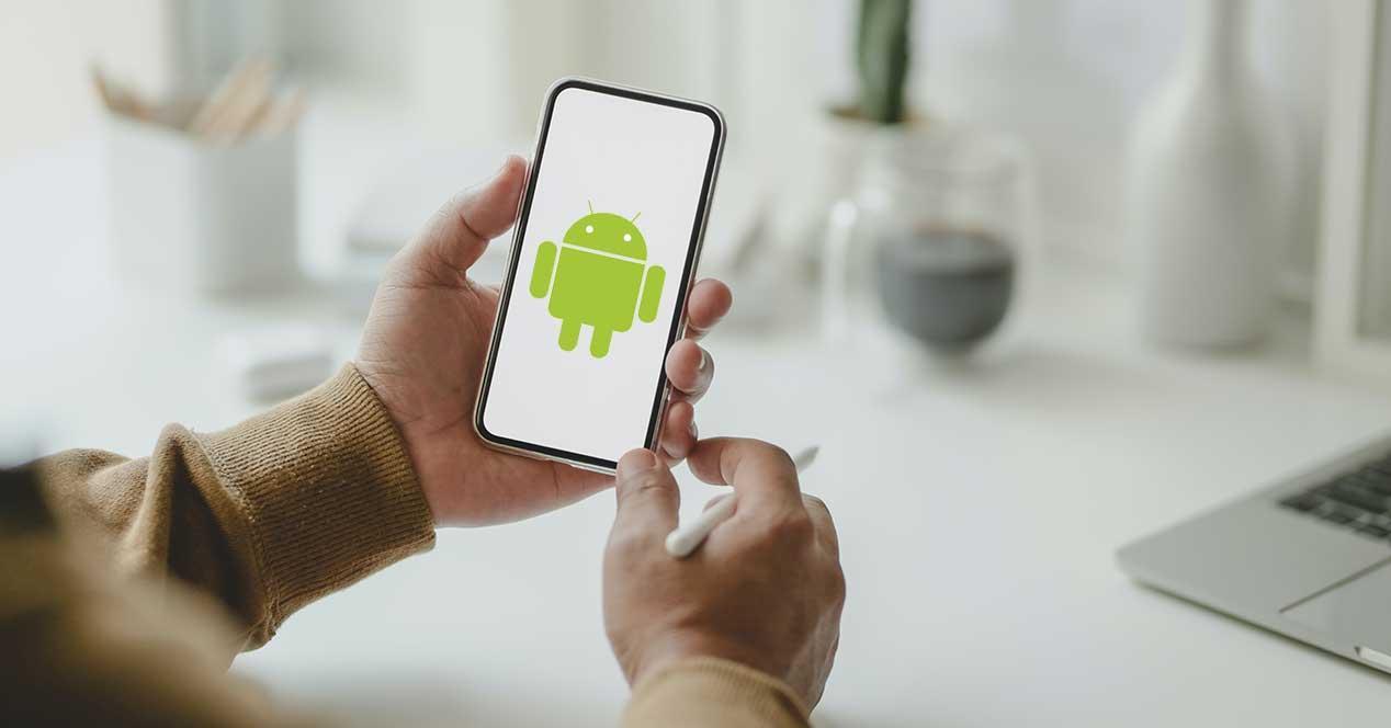 actualizaciones inteligentes android