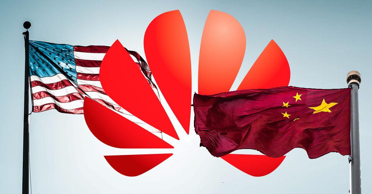 veto Estados Unidos Huawei
