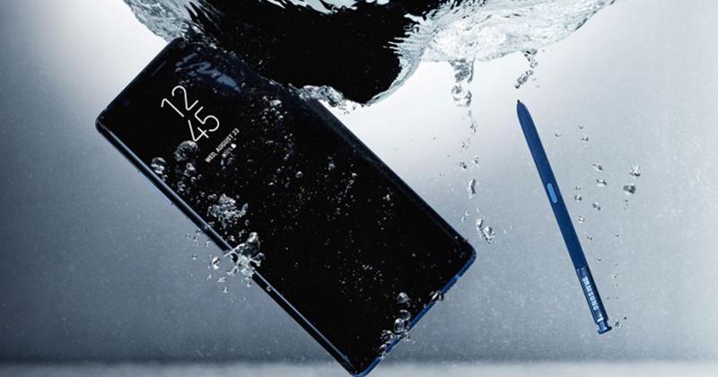 movil samsung agua