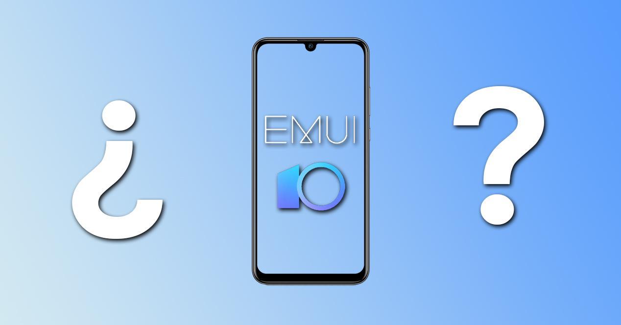 móviles actualizacion emui 10