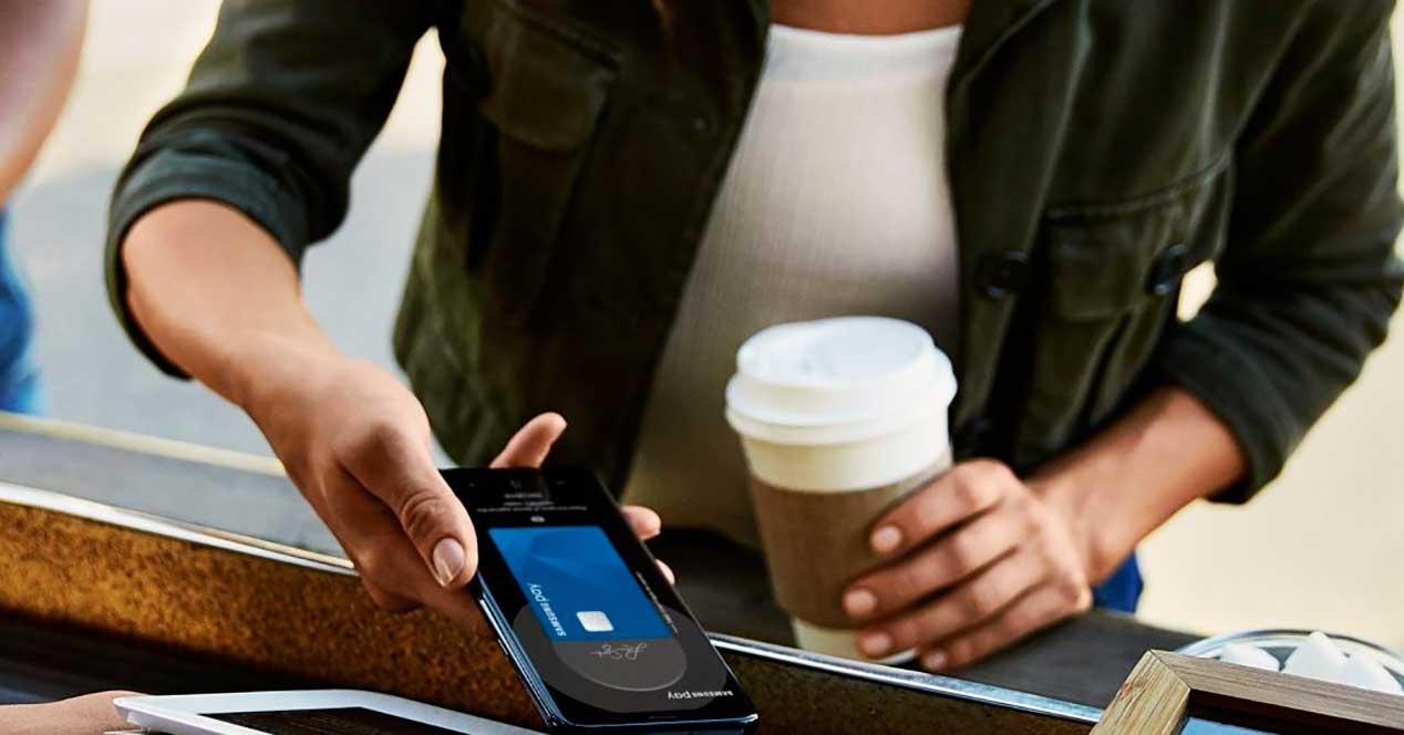 pagar móvil sin NFC