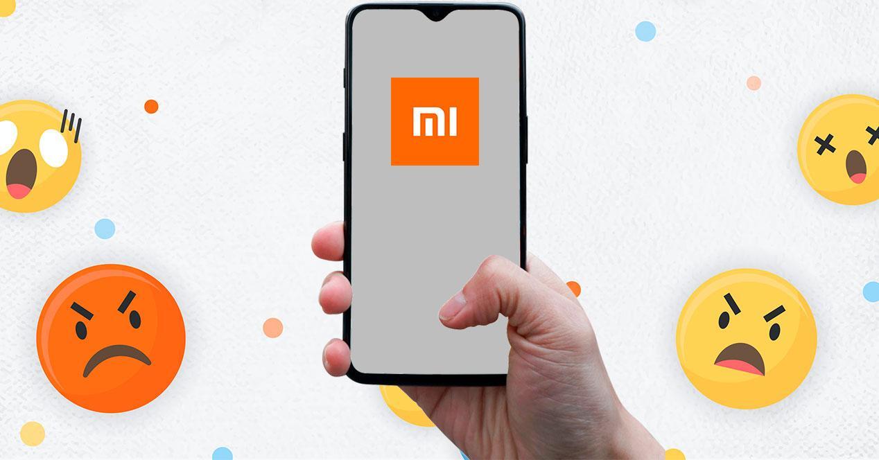 problemas pantalla tactil xiaomi