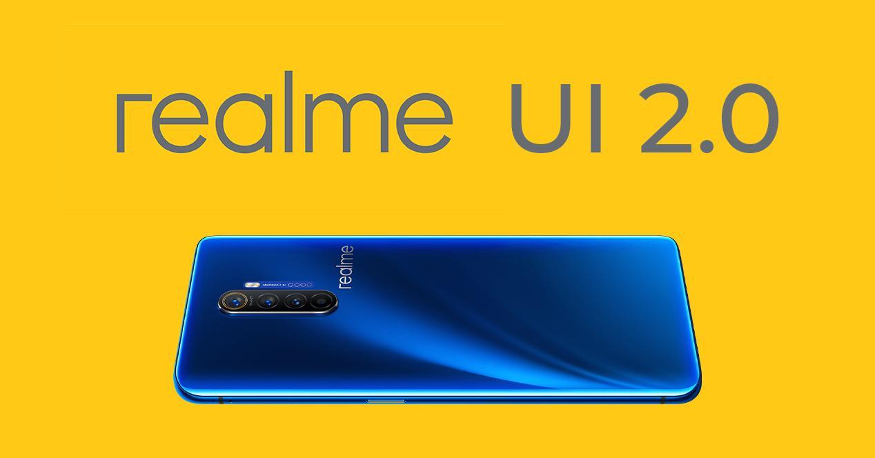 realme UI 2.0 realme x2 pro