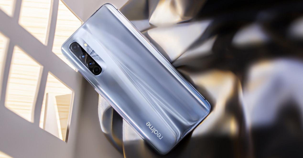 realme x50 pro player edition gris