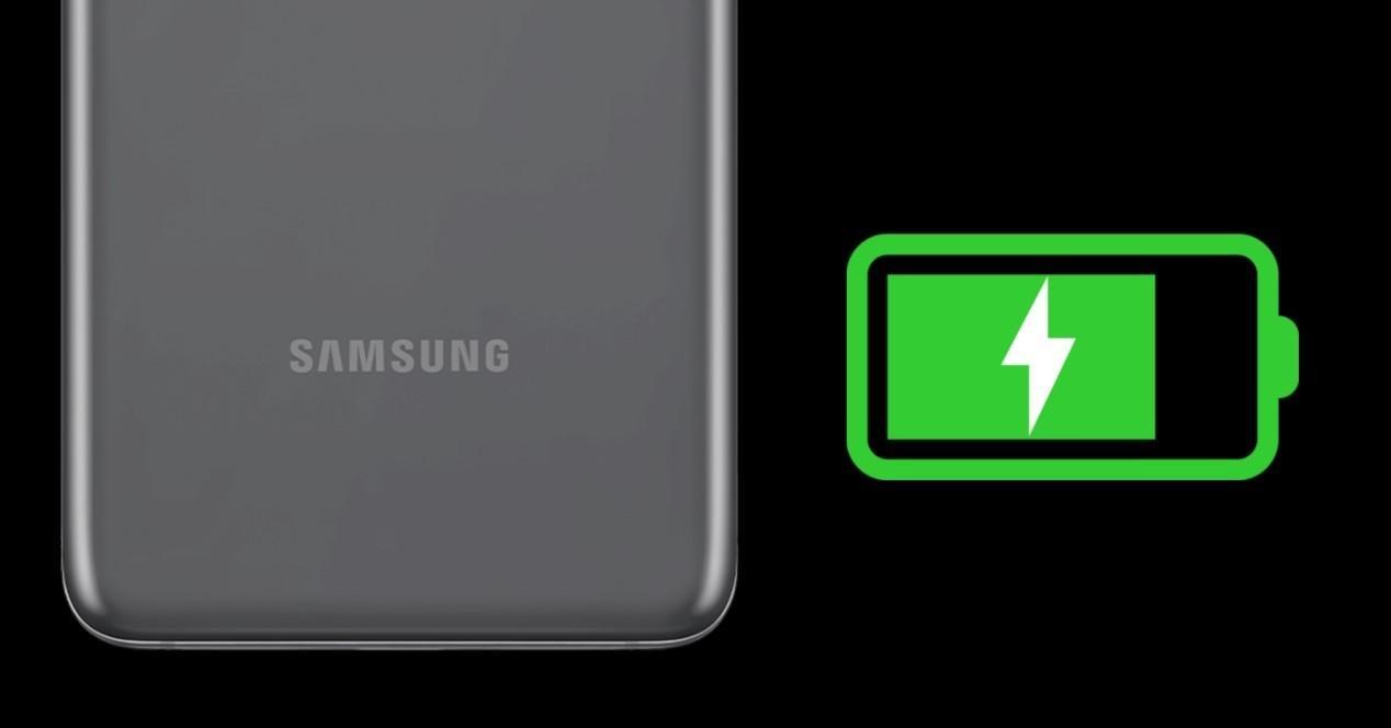 samsung y bateria
