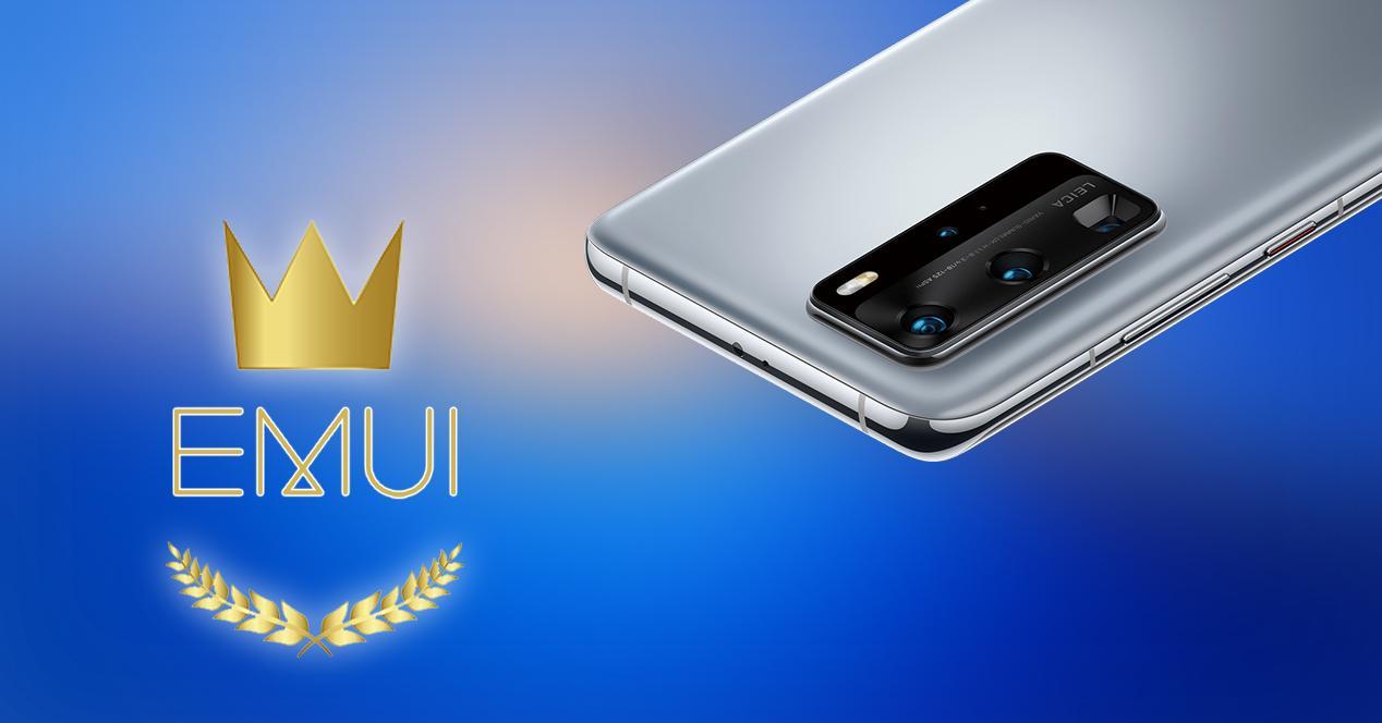truco EMUI Huawei P40 Pro