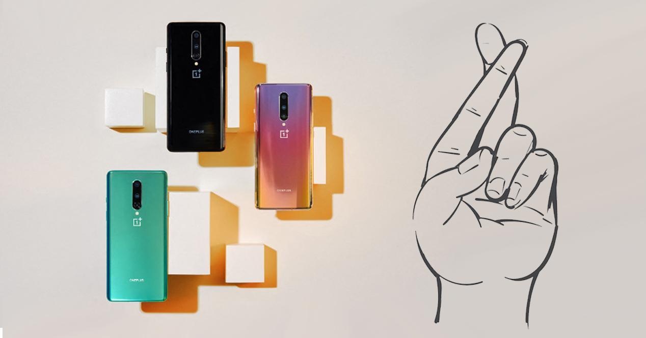 trucos gestos móviles oneplus