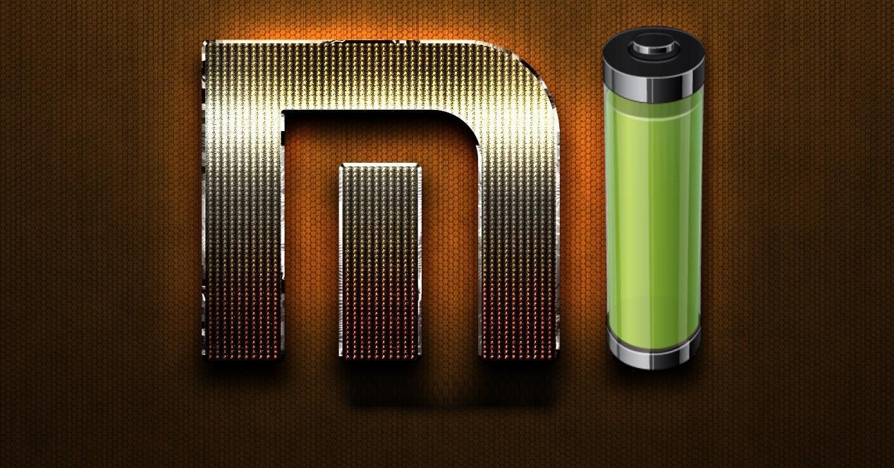 xiaomi icono bateria
