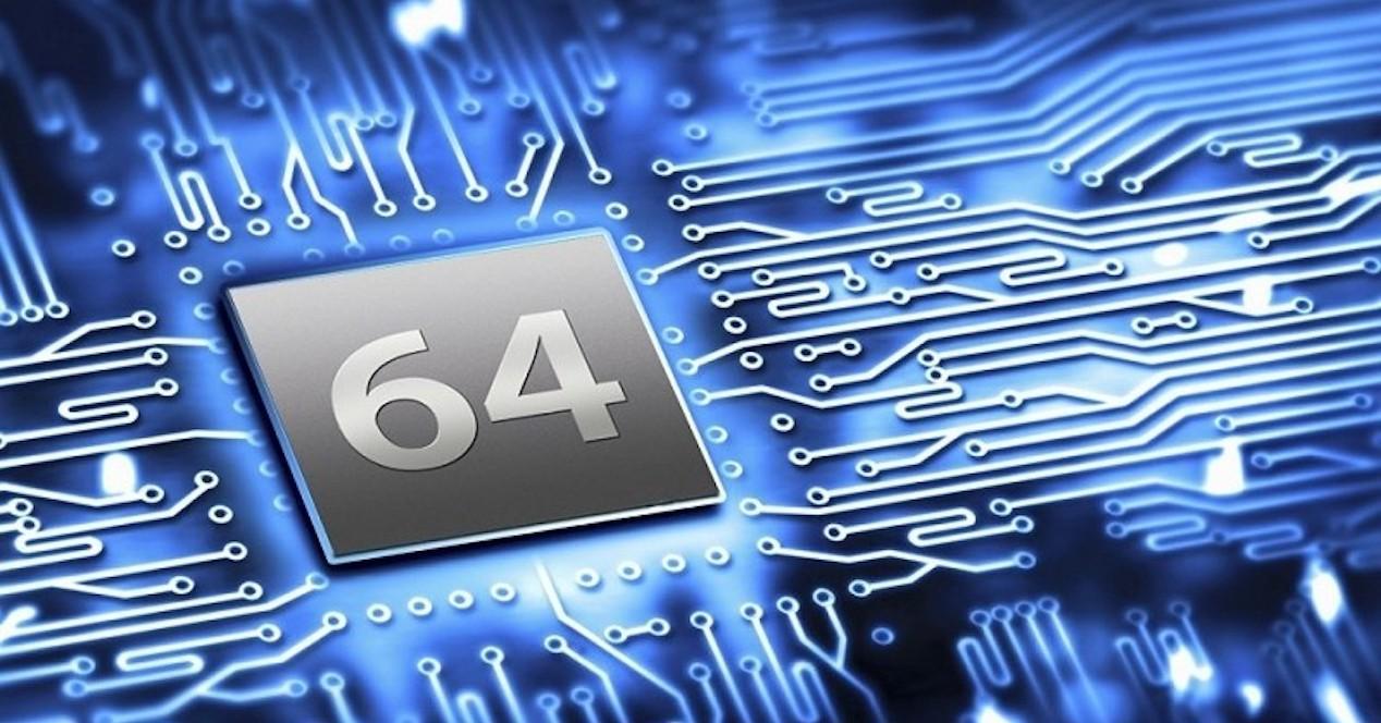 procesador 64 bits