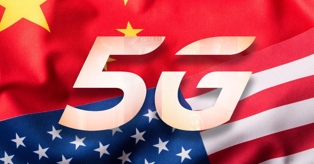 China USA 5G