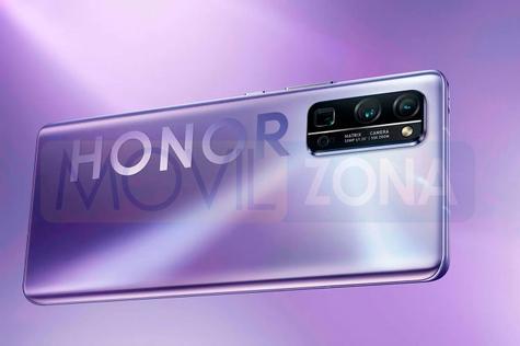 HONOR 30 Pro cámara