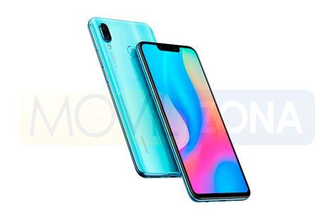 Huawei Nova 3i color