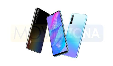 Huawei P Smart S diseño