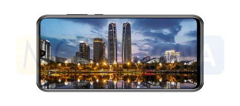 Huawei P Smart S pantalla