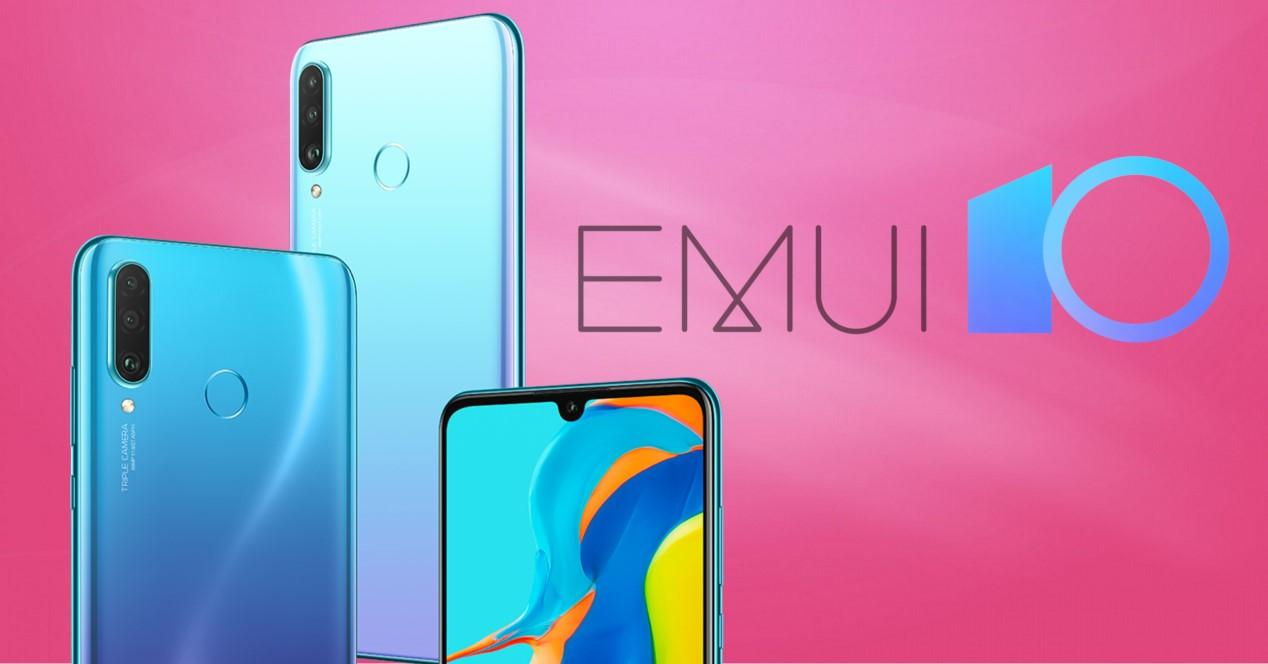 Huawei P30 Lite New Edition EMUI 10