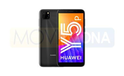 Huawei Y5p negro