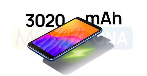 Huawei Y5p batería