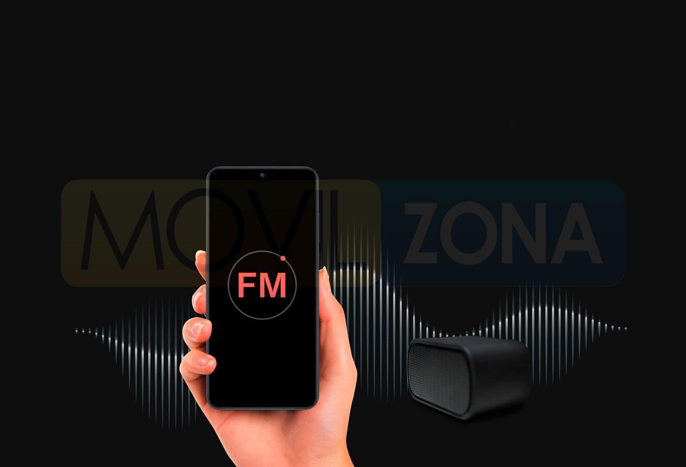 Huawei Y6p radio