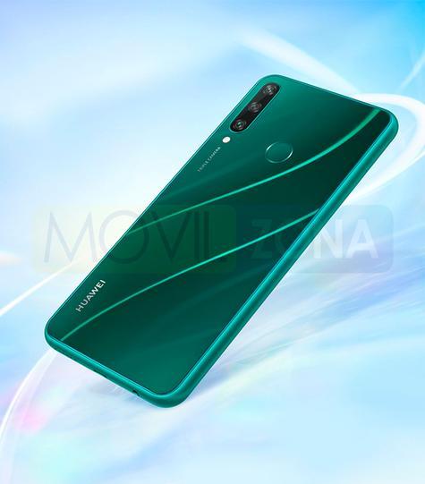Huawei Y6p verde