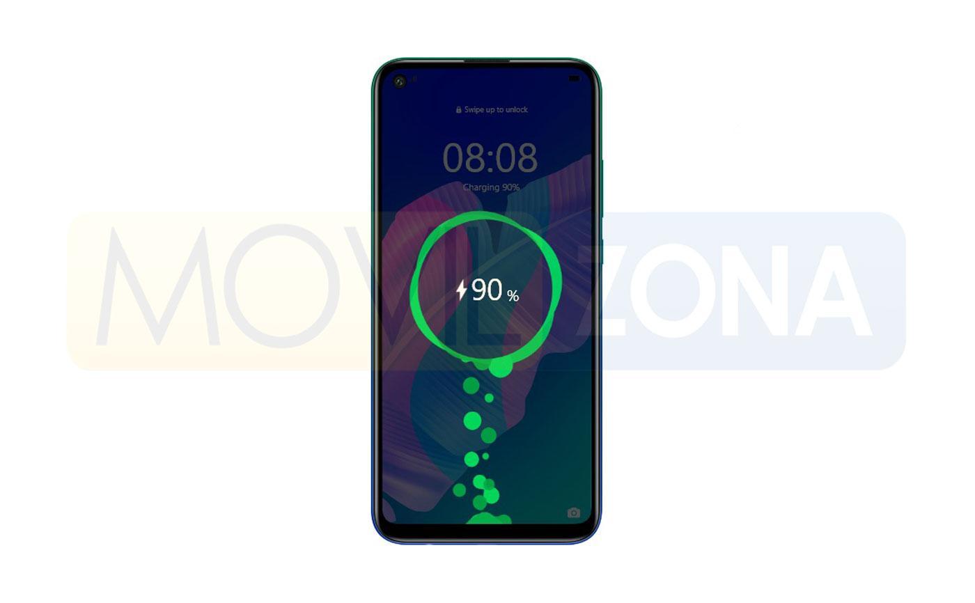 Huawei Y6p batería