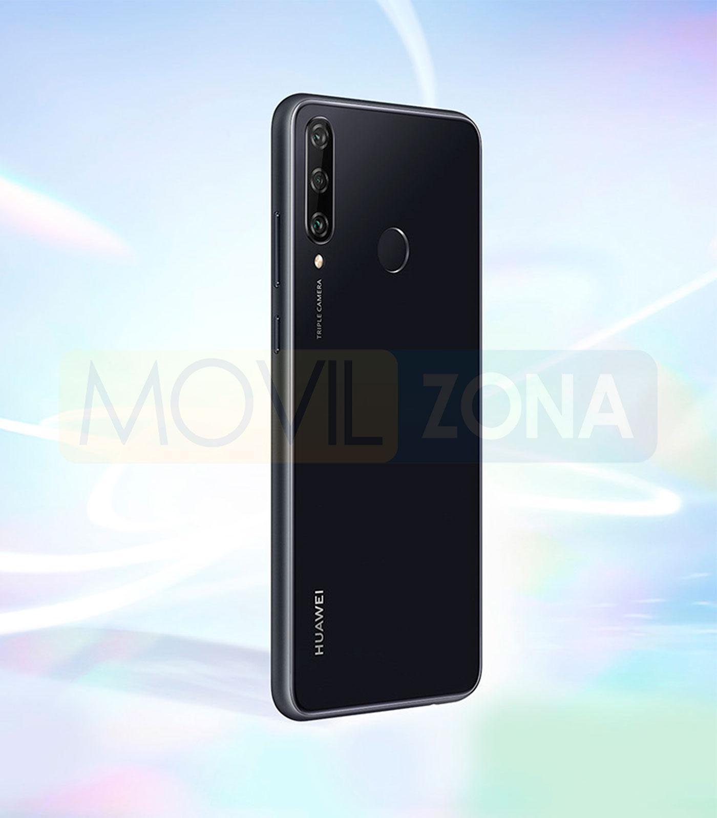 Huawei Y6p cámara