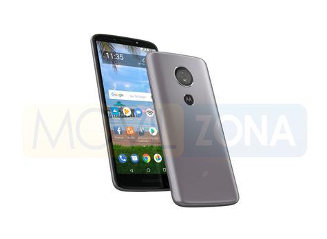 Moto E5 Android Go Edition diseño