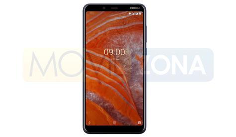 Nokia 3.1 Plus pantalla