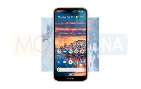 Nokia 4.2 pantalla
