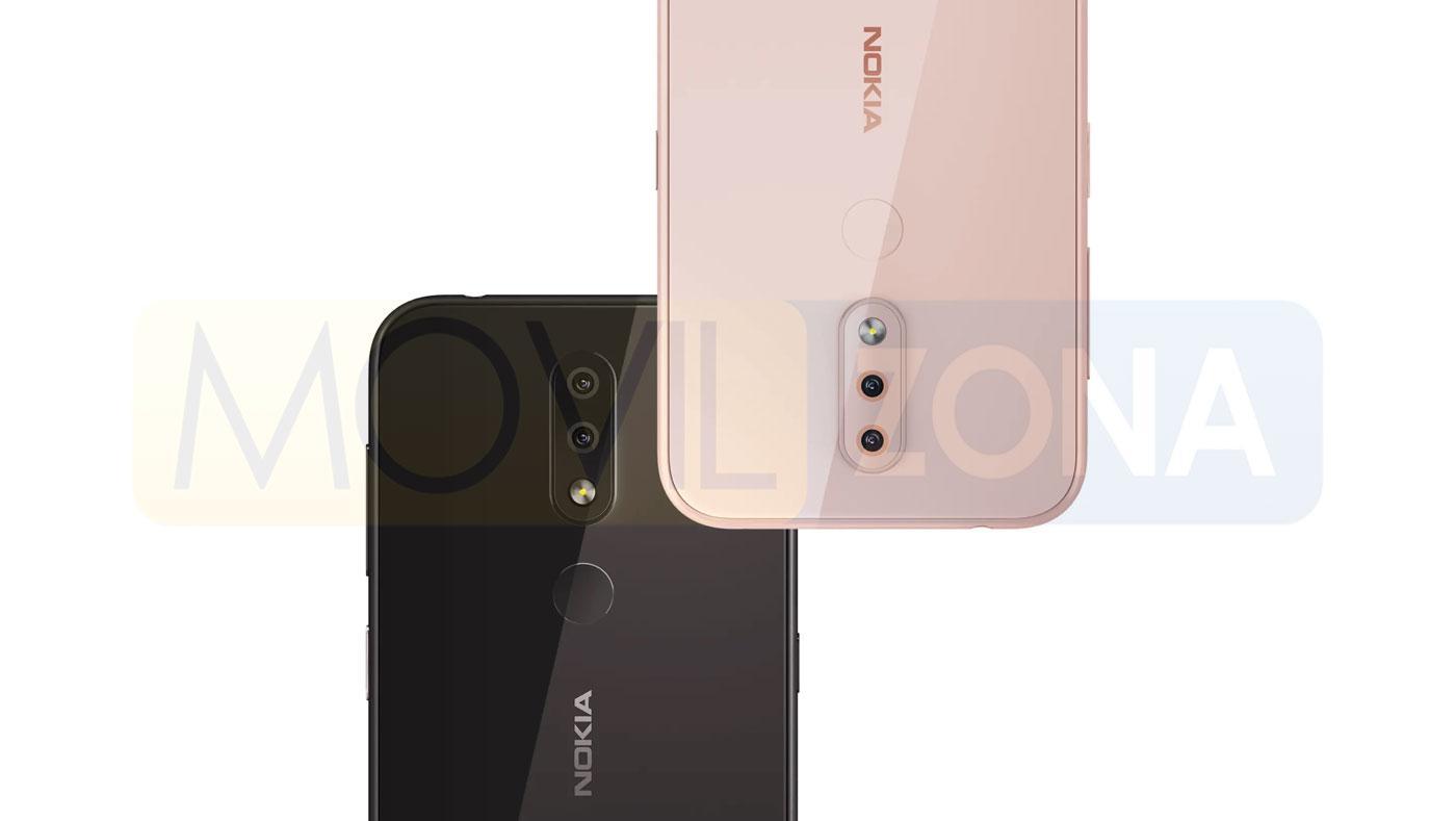 Nokia 4.2 cámara
